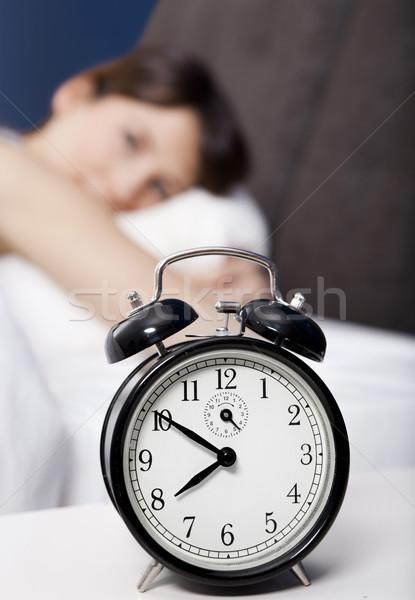 Wake-up Stock photo © iko