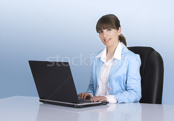 Stock photo: Businesswoman