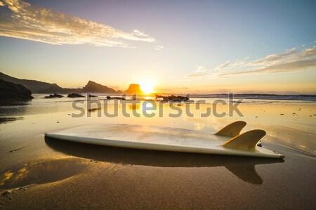 Surfboard  Stock photo © iko