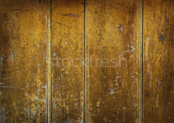 Grunge alfa papel madeira Foto stock © iko