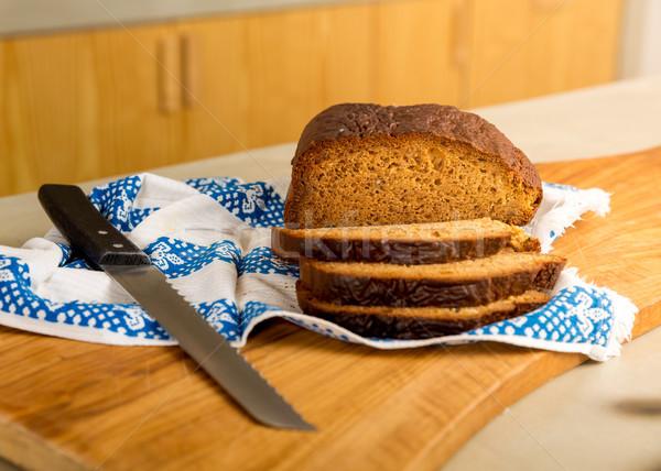 Gluten free bread  Stock photo © iko