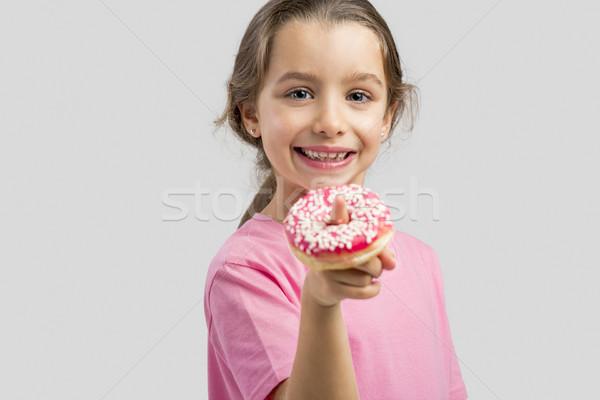 Love Donuts Stock photo © iko