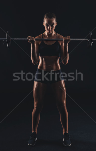 Getting stronger every day Stock photo © iko