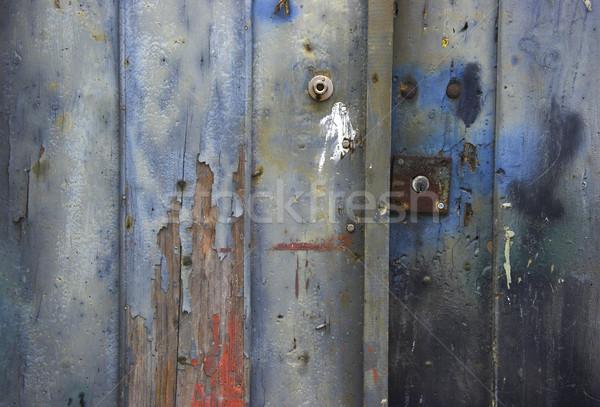 Door Stock photo © iko