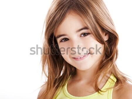 Beautiful girl Stock photo © iko