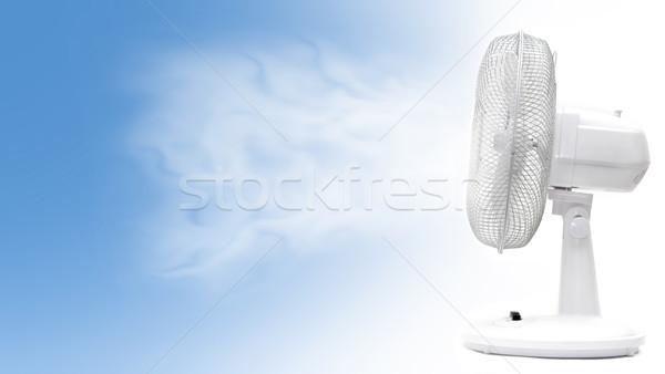 Ventilator Stock photo © iko