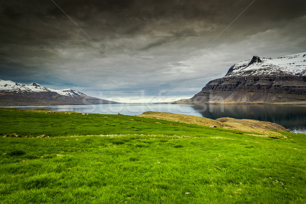 Stock photo: The Amazing Iceland