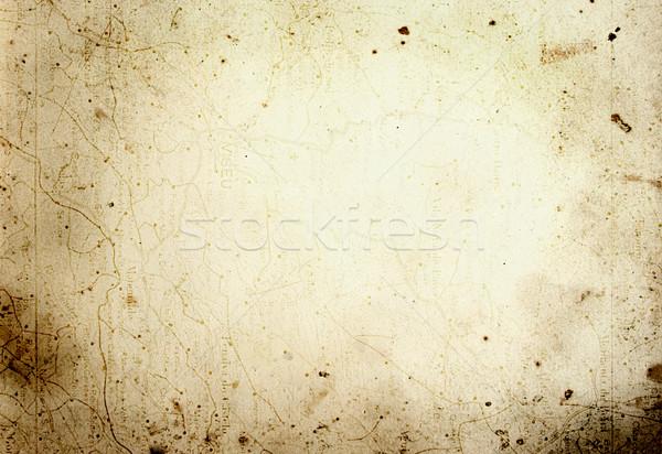 Papier groß Alpha abstrakten malen Stock foto © iko