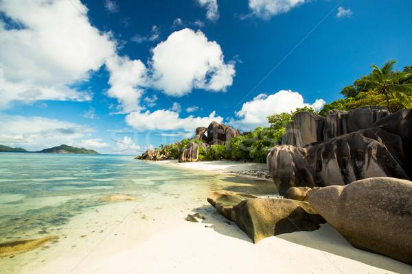 источник пляж красивой острове природы Сток-фото © iko