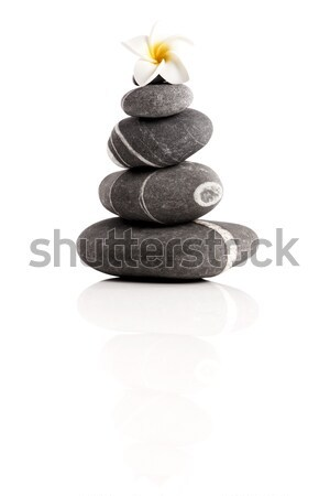 Spa Stones Stock photo © iko