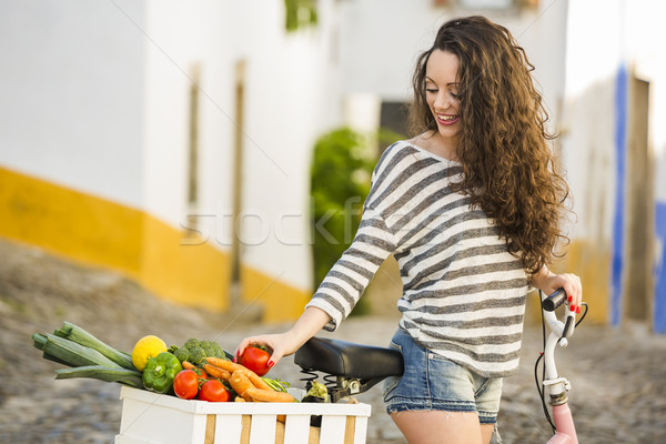 Living like a local Stock photo © iko