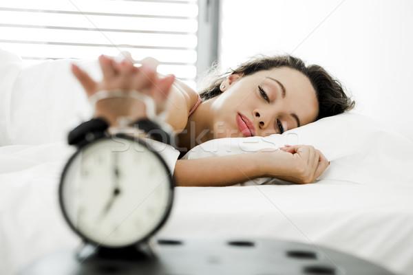 Time to wakeup Stock photo © iko