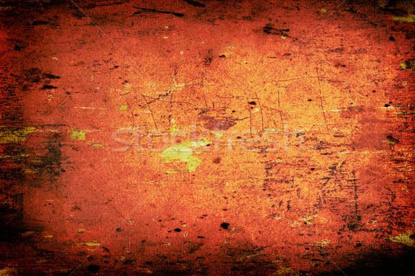 紙 アルファ 抽象的な 塗料 ストックフォト © iko