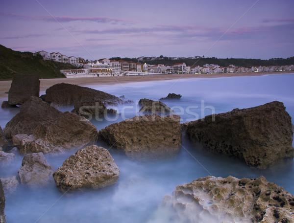 Beach at Night Stock photo © iko