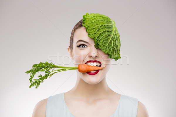 Vegan style  Stock photo © iko