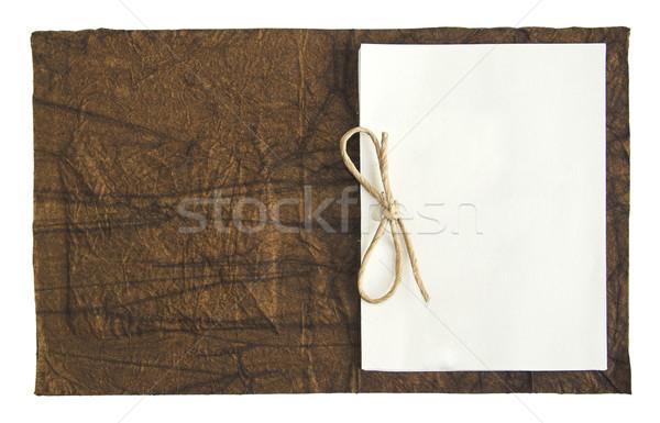 Note book Stock photo © iko