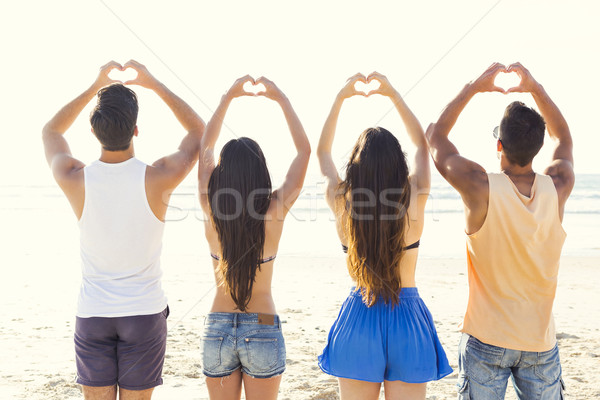 We Love Summer Stock photo © iko