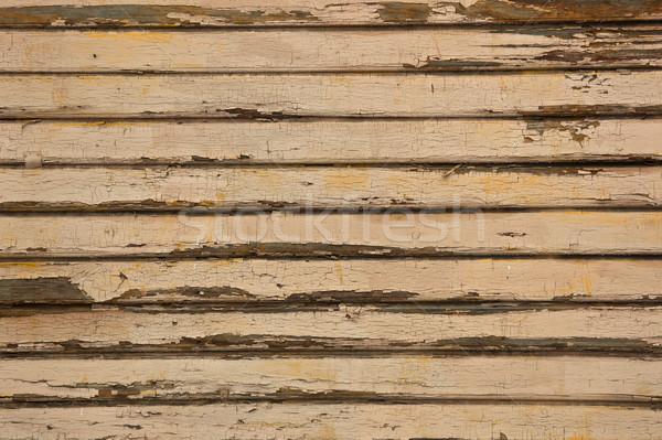 Ahşap arka plan resim eski ahşap inşaat arka plan karanlık Stok fotoğraf © iko