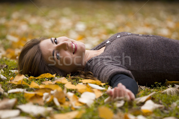 Relaxing Stock photo © iko