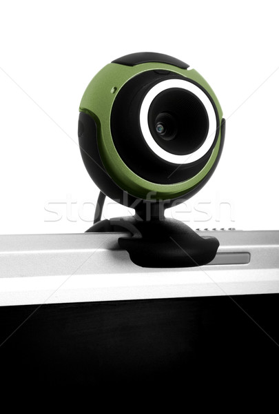 Webcam Stock photo © iko