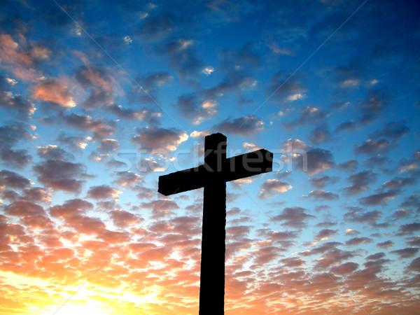 Cross Stock photo © iko