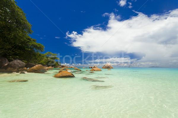 Anze Lazio Beach Stock photo © iko
