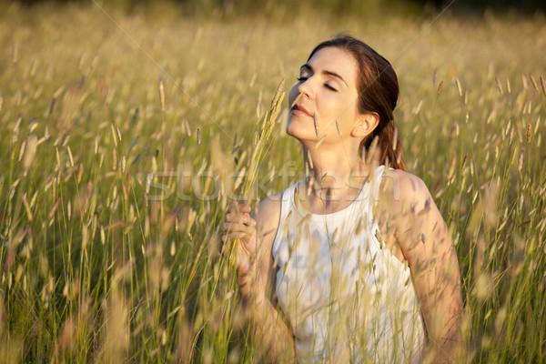 Summer fragrance Stock photo © iko