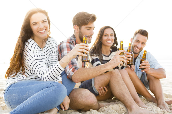Summer is better with a cold beer Stock photo © iko