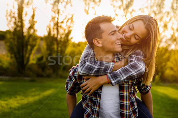I will always love you Stock photo © iko
