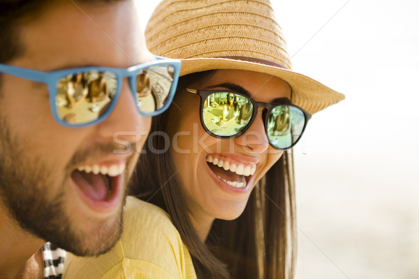 They love to laugh Stock photo © iko