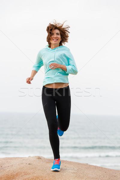Keep my body healthy Stock photo © iko