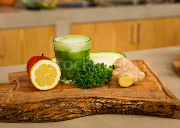 Detox juice Stock photo © iko