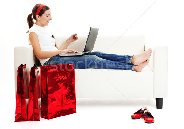 Online shopping Stock photo © iko