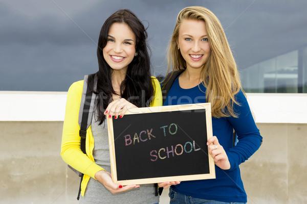 Back to School Stock photo © iko