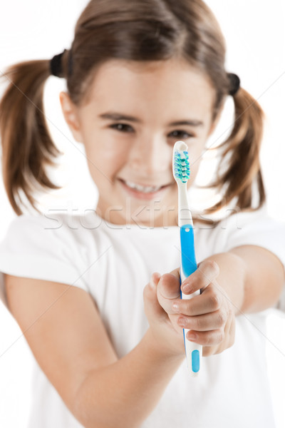 Oral Hygiene Stock photo © iko