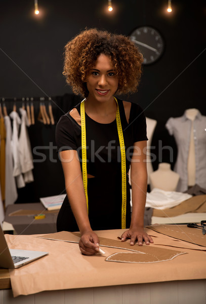 Fashion designer  Stock photo © iko