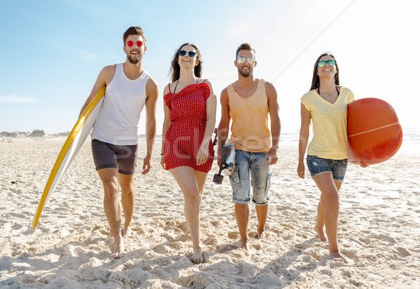 Beach Time Stock photo © iko