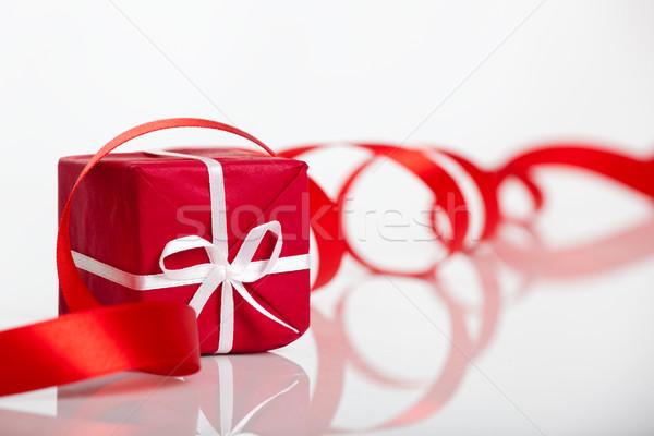 Christmas gift Stock photo © iko