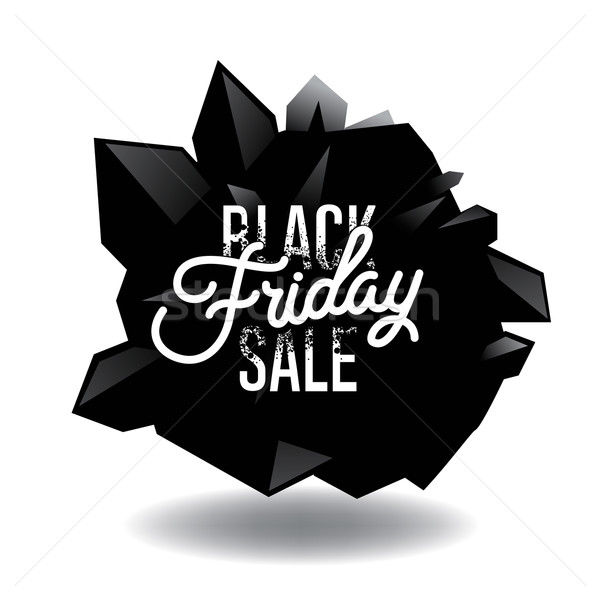 Black Friday sale design Stock photo © ikopylov