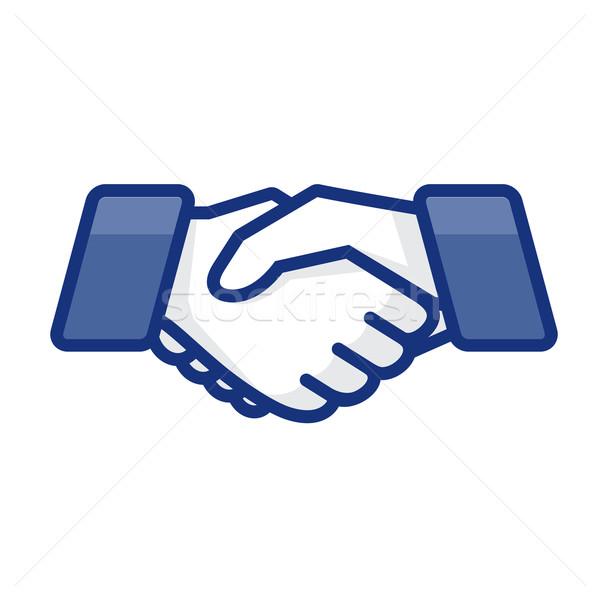 Hand shake Stock photo © ikopylov