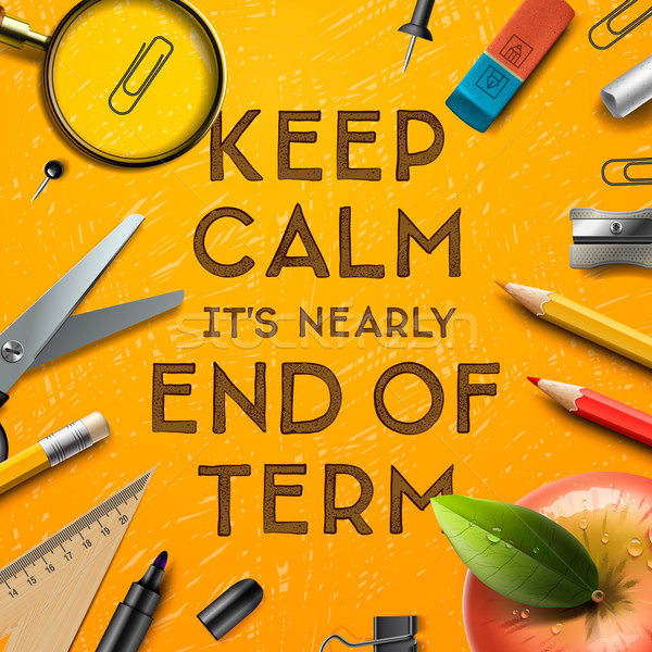 Schools out, end of term Stock photo © ikopylov