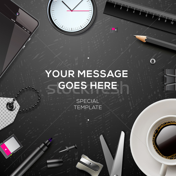Take a break concept background Stock photo © ikopylov
