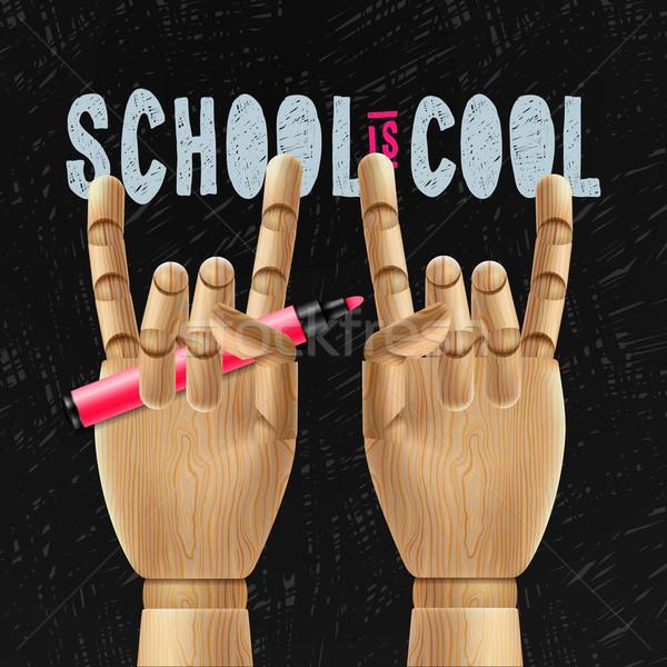 School is cool Stock photo © ikopylov
