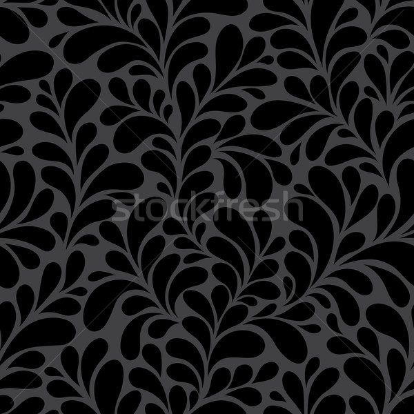 Floral eau papier texture design Photo stock © iktash