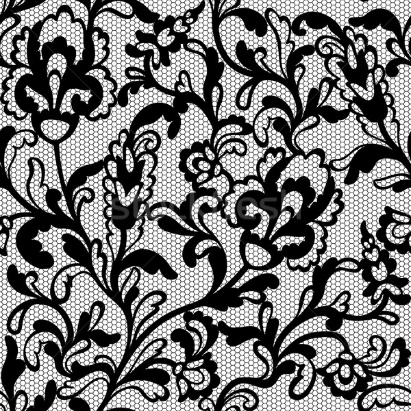 бесшовный цветок текстуры моде аннотация Сток-фото © iktash