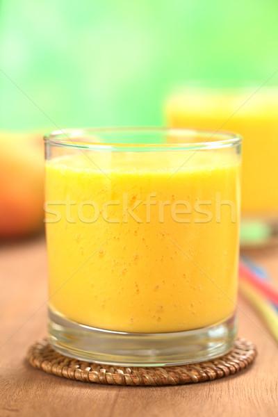 Fresh Mango Juice Stock photo © ildi