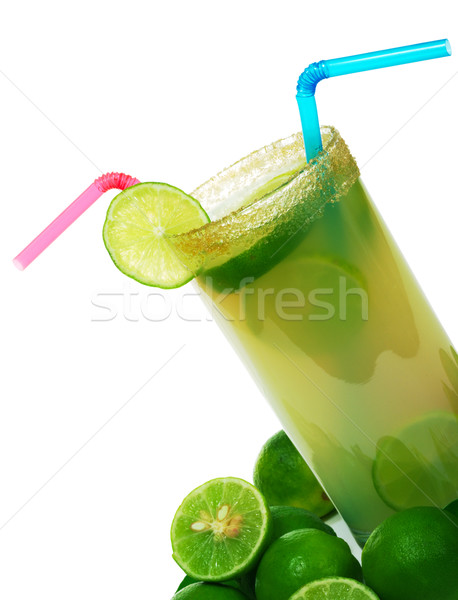 Stock photo: Fresh Lemonade