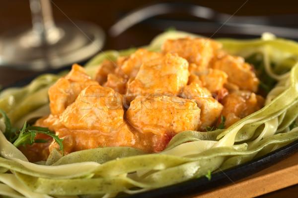 Fish Goulash Stock photo © ildi