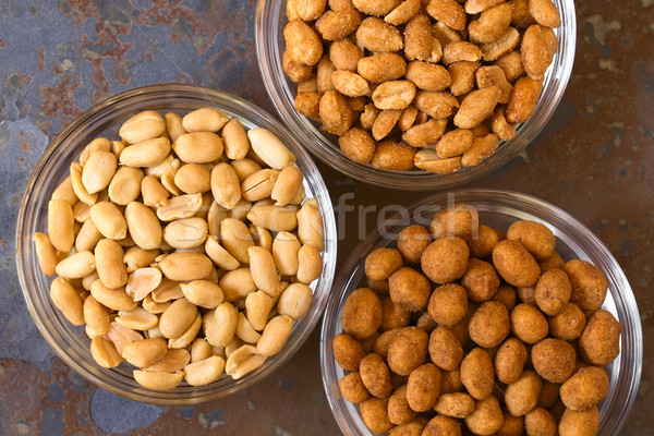 Peanuts Stock photo © ildi