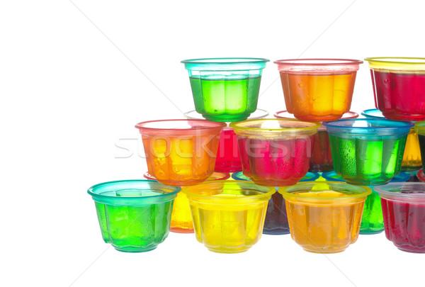 Colorful Jellies Stock photo © ildi